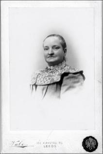 Mother of Annie Peel (Grandma Sykes)