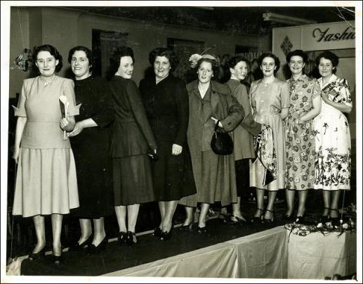 Annual Fashion Show at the Morley Coop