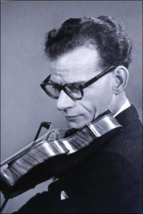 Tom William Jenkins, Morley's famous Violin Virtuoso