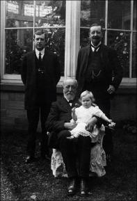 A family portrait of the Ingles of Churwell