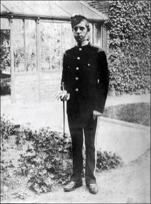 Henry Fazackerley Ingle, son of William Law Ingle
