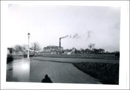 Drighlington Moor showing Moorland Mill