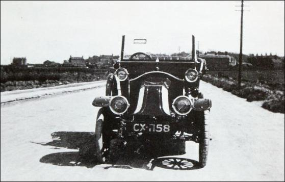 Dr W.T. McCutcheon's Car