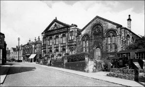 Ebenezer Chapel and Sunday School