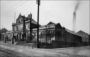 Morley Corporation Baths on Fountain Street