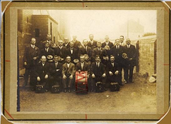 The Morley English Concertina Band