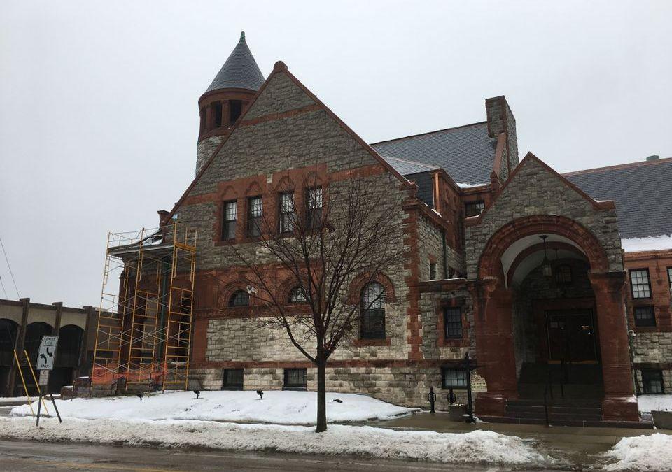 Saginaw's Hoyt Library $5M renovation campaign reaches money milestone