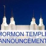 Hilariously Common Reactions to Mormon Temple Announcements