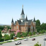 Open House Announced for Provo City Temple
