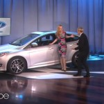 Returned Sister Missionary Appears on the Ellen Show and Receives a Brand New Car