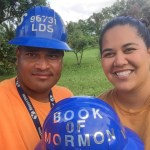 LDS Electrician in Hawaii Uses Hard Hat as Missionary Tool