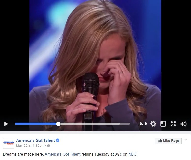 evie clair america's got talent agt