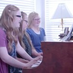 Talented Teens Perform Piano Trio for Down Syndrome Awareness