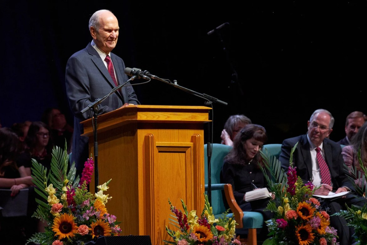 don't doubt president nelson
