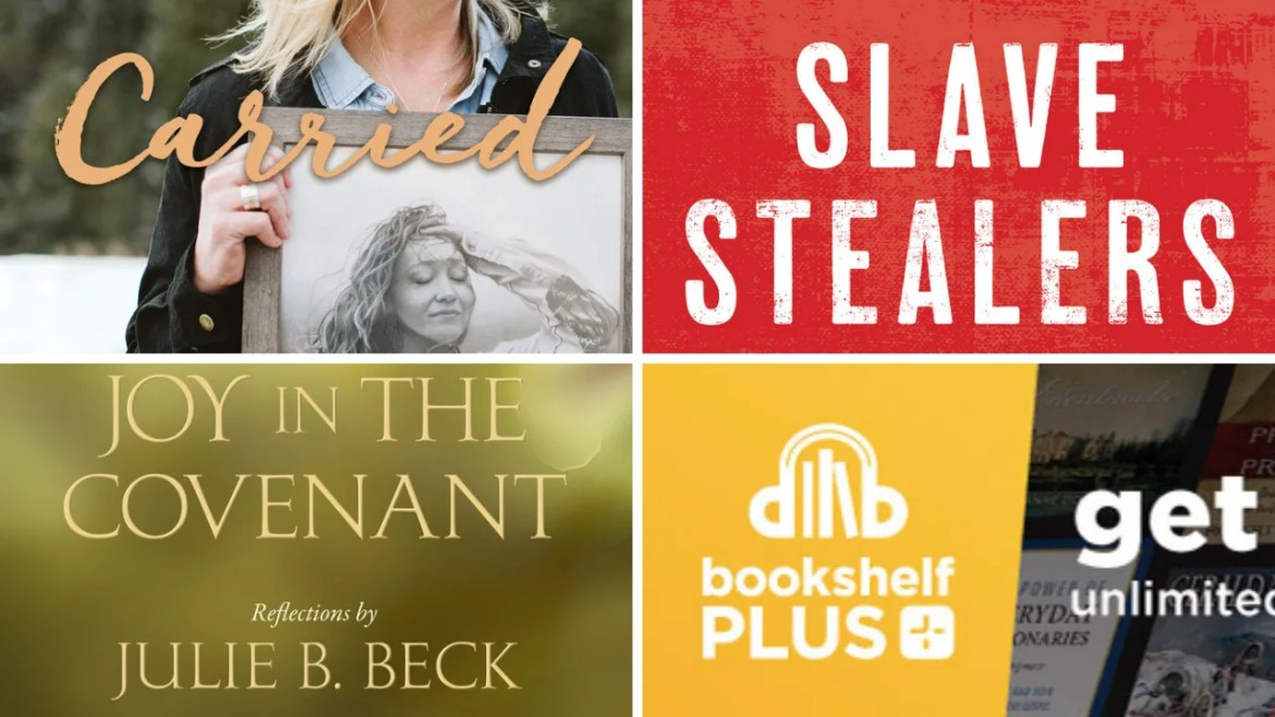 Audiobooks Deseret Bookshelf Plus