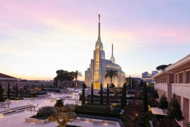 rome italy temple 1