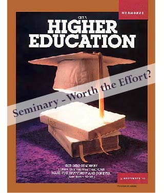 Image result for lds seminary images
