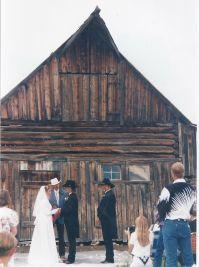 Jerry & Staci Moulton Wedding
