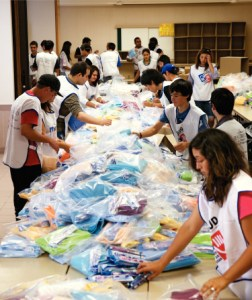 Mormons serving victims of earthquake in Chile