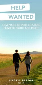 Covenant Keepers Wanted