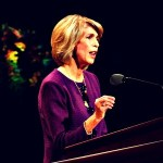 Carole F. McConkie: Faith is Power of Priesthood