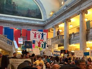 Utah Stand for Marriage Rally