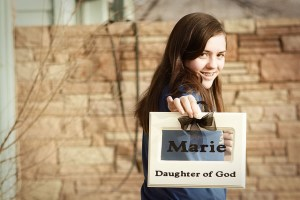 Daughter of God