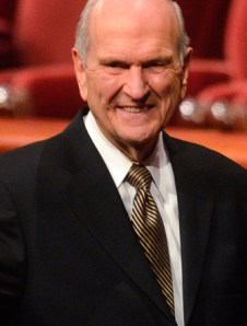 Russell M Nelson 2