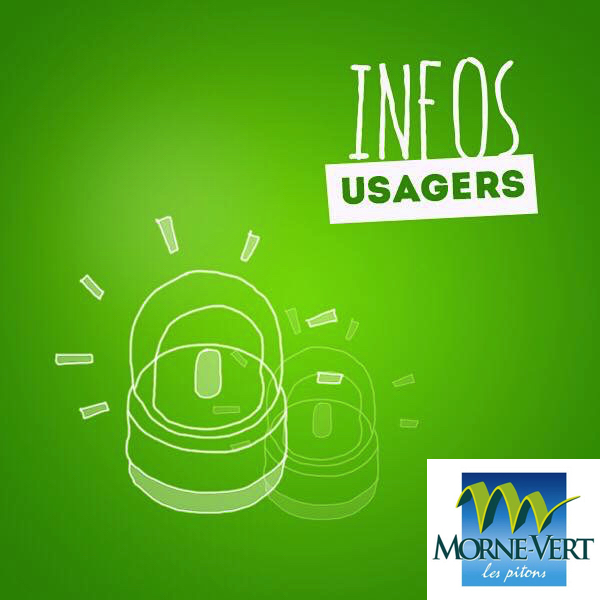 Infos usagers