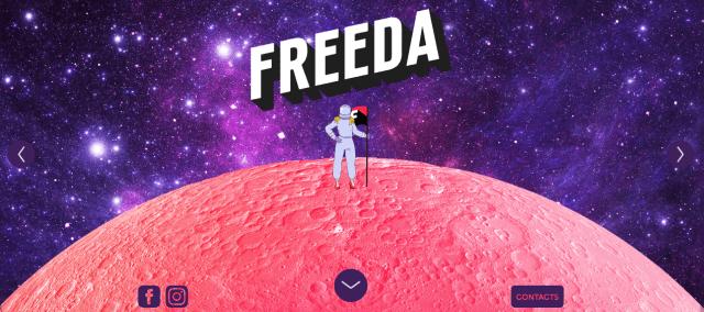 Freeda,  pop feminism  has become an editorial success