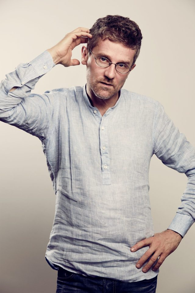 """Carlo Ratti: in the """"senseable"""" cities of the future, success is shaped like a T"""