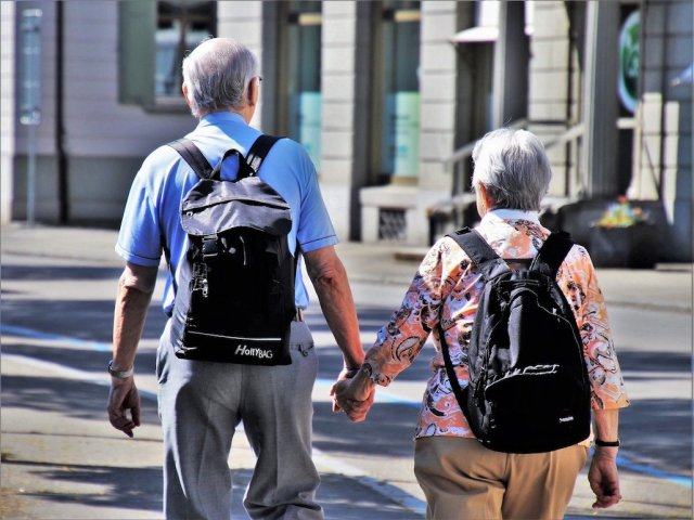 Senior citizens are a resource for the benefit of the whole of society and not just for the world of work