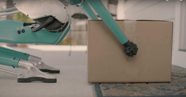 Ford lancia Digit: saranno i robot a occuparsi delle consegne a domicilio?
