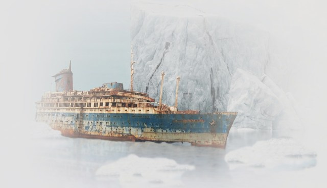 Enterprising young men aboard the Titanic