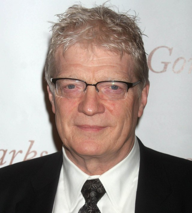 In class with Ken Robinson, the grandmaster of non-conventional education