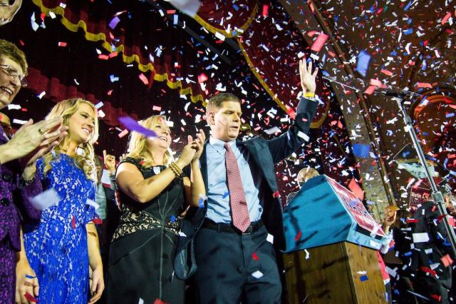 Marty Walsh, former union leader and President Biden's Labour Secretary