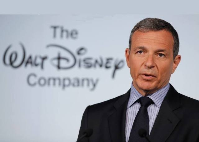 Bob Iger, the man who rewrote the Disney Story