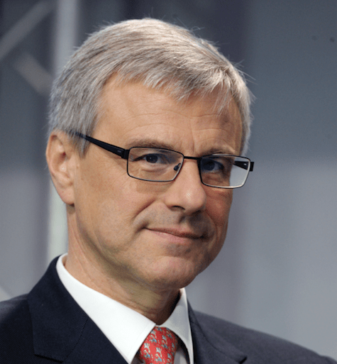 """Adecco Group CEO, Alain Dehaze said: """"The future of work lies in training"""""""