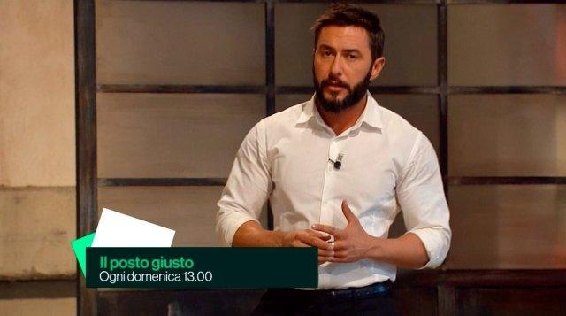When TV talks about work: the case of the program   Il Posto Giusto