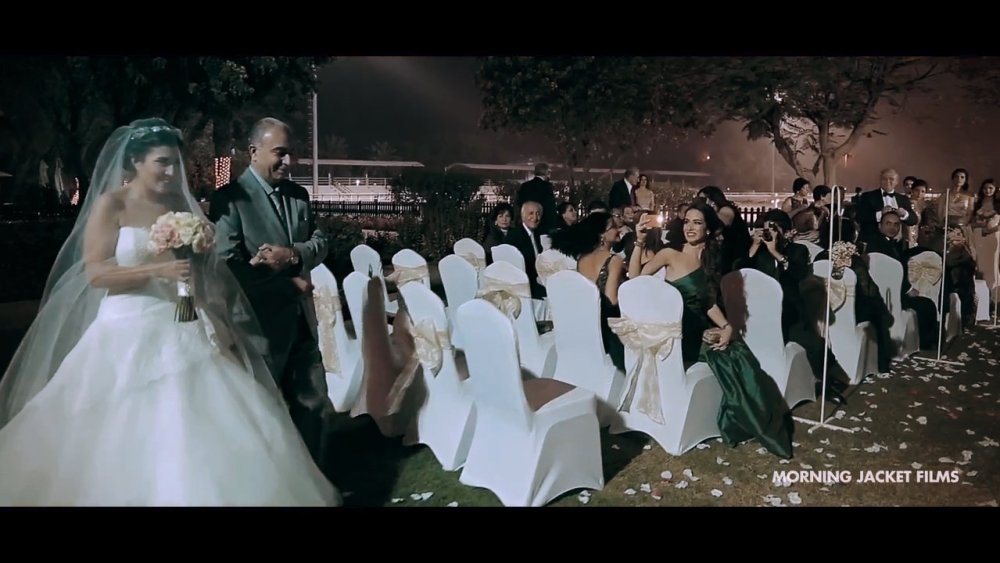 Dubai Polo Equestrian Club Romantic Wedding - Morning Jacket Films