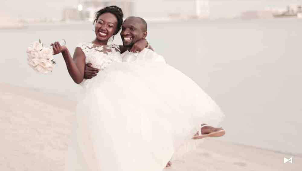 Atlantis the Palm Dubai Wedding Videography - Mark & Liliane - Rwandan Couple - Morning Jacket Films