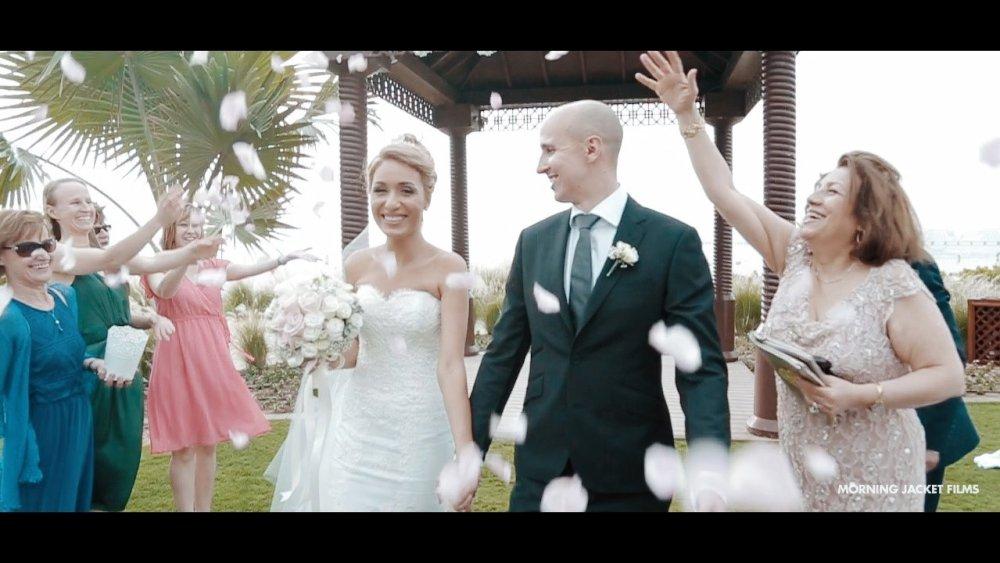 Persian and Australian Wedding Dubai