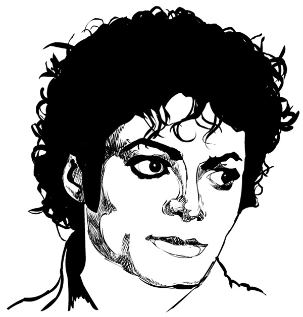 michael jackson moonwalker coloring pages - Clip Art Library | 629x600