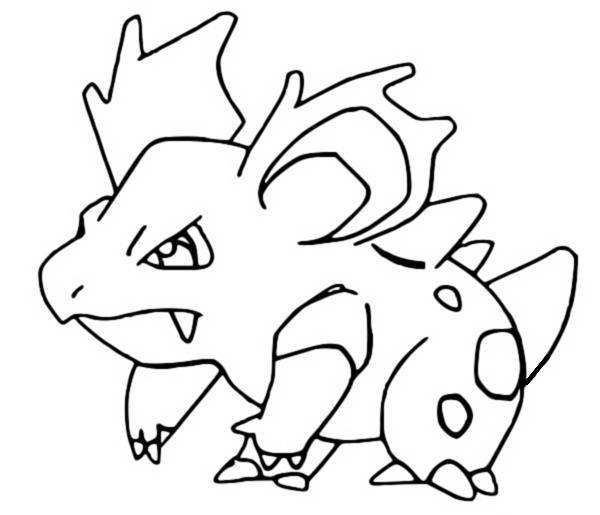 Pokemon Para Pintar 2 Desenhos Para Colorir