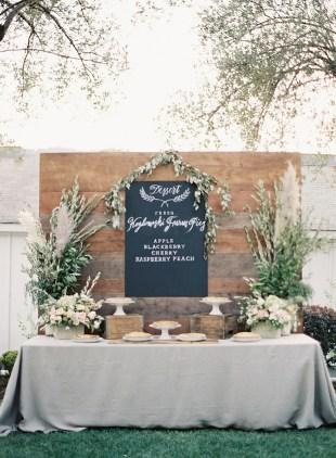 amazing wedding food station ideas