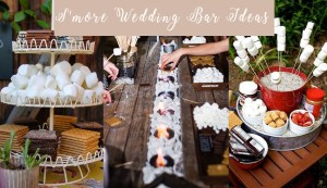 11 Glorious Wedding Food Station Ideas