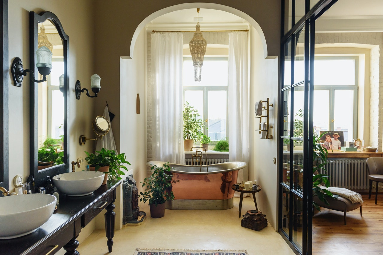 How to Introduce Zen and Tranquility to Your Bathroom