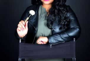 In Conversation with Sheena Marie Beauty- Bold & Beautiful Makeup Artist