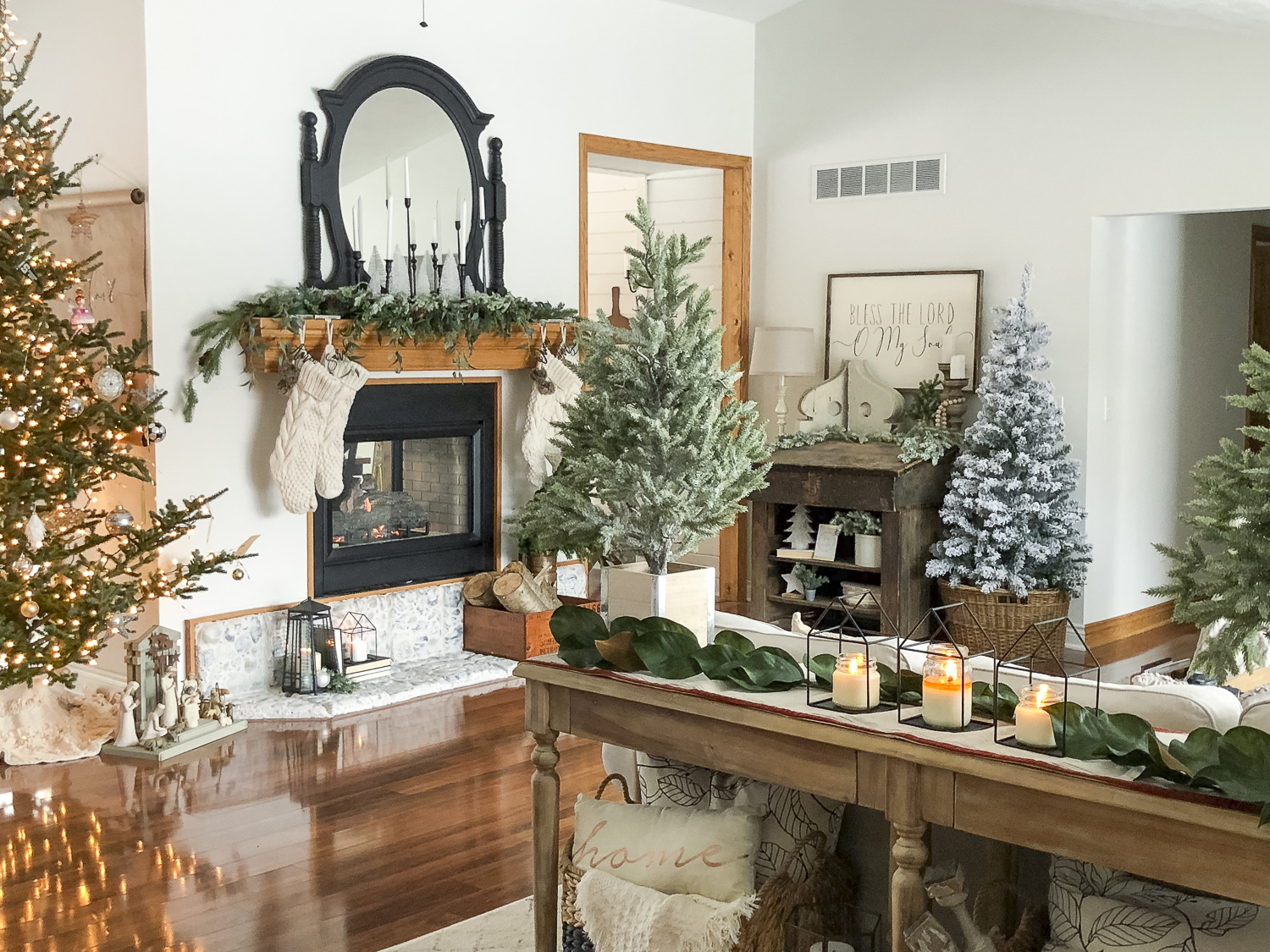 How To Have Beautiful Winter Home Décor All Season Long