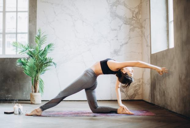 How Yoga Helps Me Fight Depression